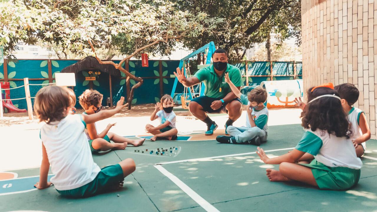 A importância do brincar para a educação infantil